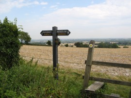 Re-joining the Ridgeway