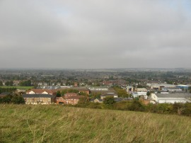 View over Dunstable