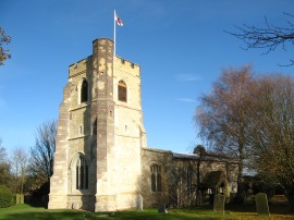 St Margaret's Church, Streatley