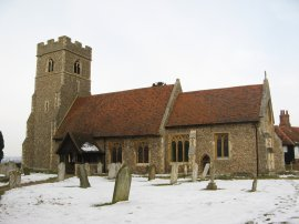 St Christophers Church, Willingale
