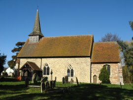 All Saint's Church, Cressing