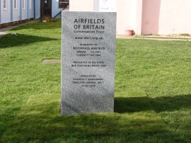 RAF Rivenhall Memorial