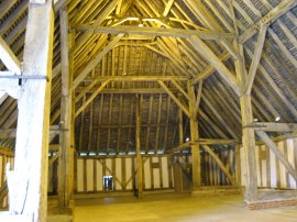 Barley Barn Interior