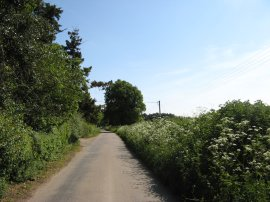 Church Road, Boxted