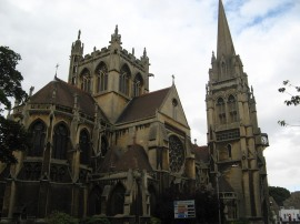 Our Lady and the English Martyrs Church, Cambridge