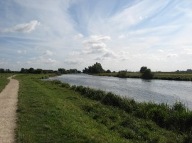 River Great Ouse nr Ely