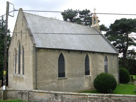 St Mark's Church, Ten Mile Bank