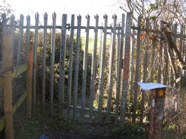 Locked Gate Woodlands Farm