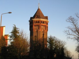 Shooters Hill Water Tower