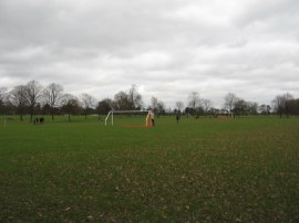 Playing fields, Avery Hill Park