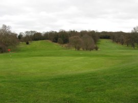Beckenham Place Park Golf Course