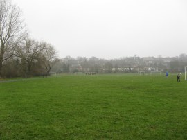 Warren Avenue Playing Fields