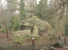The Megalosaurus, Crystal Palace Park