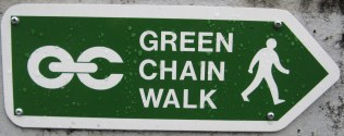 The Green Chain Walk