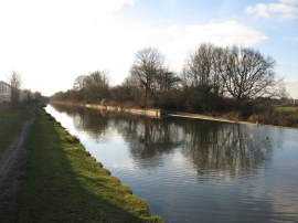 Grand Union Canal, nr Southall