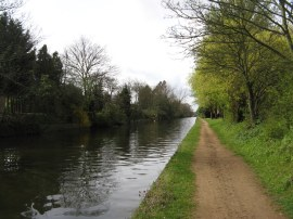 Grand Union Canal, Southall