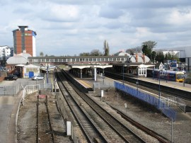 Slough Station