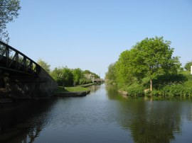 Grand Union Canal, Slough Arm