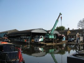 Uxbridge Boat centre