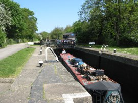 Copper Mill Lock