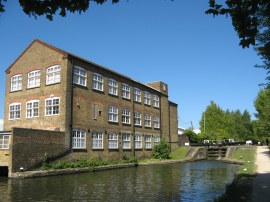 Old Mill building, Apsley
