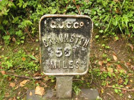 56 miles to Braunston