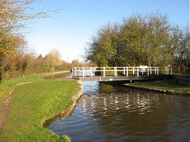 Seabrook Swing Bridge No 125