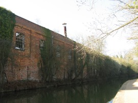 Old rail buildings, Wolverton