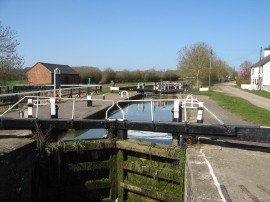 Stoke Bruerne locks