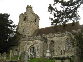 All Saints Church, Ulcombe
