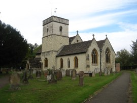 St Michaels Church, Betchworth