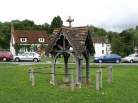 Old Water Pump, Brockham Green
