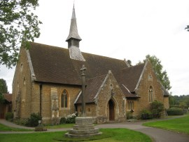 Christs Church, Shamley Green