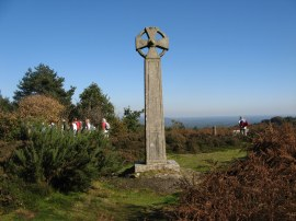 Celtic Cross, Gibbet Hill, Hindhead