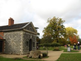 The Shell House, Hatfield Forest