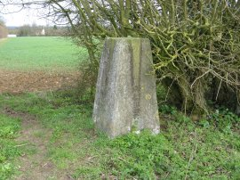 Trig Point FB S4364