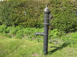 Water Pump, Chrishall