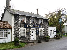 The Black Horse, Melbourn