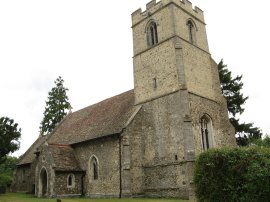 St Michael and All Angels Church, Caldecote