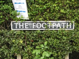 The Footpath