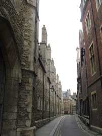 Trinity Lane, Cambridge