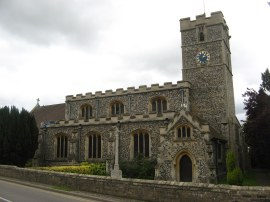 Church of St John, Waterbeach
