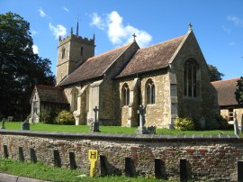 St Andrew's church, Impington