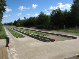 Guided Busway Tracks