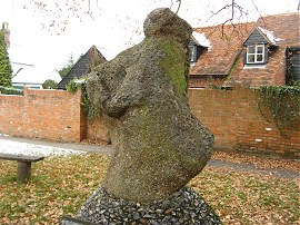 The Standon Pudding Stone
