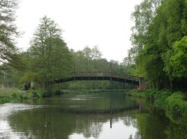 Bridge over the River Wey