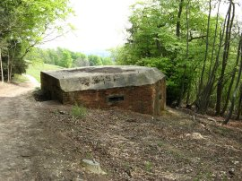 WW2 Pillbox, North Downs Way