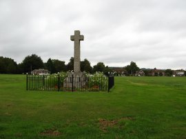 War Memorial, Boughton Lees