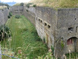 The Drop Redoubt Fort