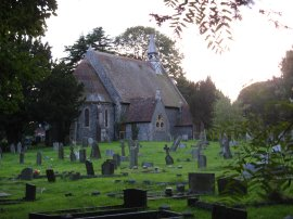 St Andrew's Church, Shepherdswell